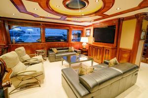 150' Richmond Yachts Tri-Deck Motor Yacht 2010 SKYLOUNGE