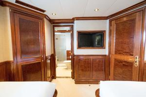 150' Richmond Yachts Tri-deck Motor Yacht 2010 TWIN STATEROOM
