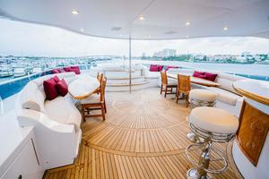 150' Richmond Yachts Tri-deck Motor Yacht 2010 FLYBRIDGE