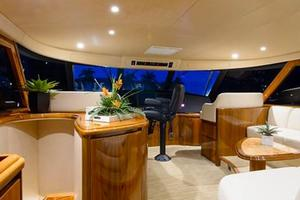 70' Viking 70 Enclosed Bridge 2015