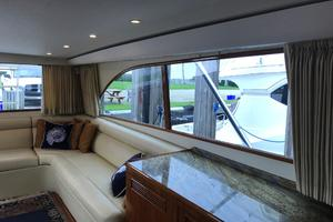 56' Lydia Flybridge Convertible 1991