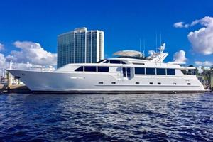 100' Broward Raised Pilothouse 2000 NO VACANCY