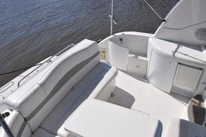 40' Formula 40 PC 2001 Aft deck and transom door