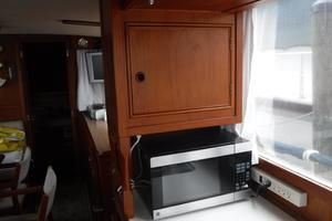 42' Grand Banks 42 Classic 1984 Galley