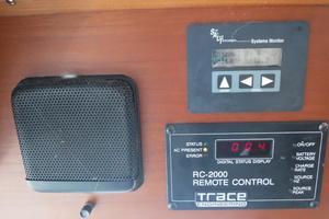 42' Grand Banks 42 Classic 1984 Inverter control