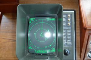 42' Grand Banks 42 Classic 1984 Radar