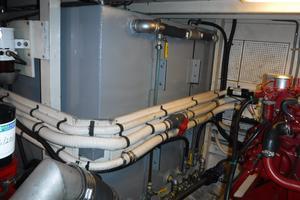 42' Grand Banks 42 Classic 1984 New fuel tanks