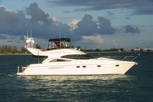 52' Viking Sport Cruisers 52 Flybridge 1998 ProfileStarboard