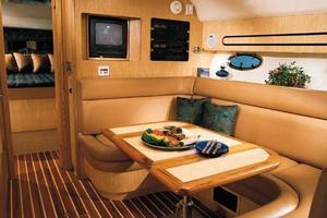 38' Tiara 3800 Open 2003 Manufacturer Provided Image: Interior