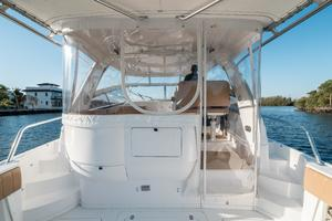 photo of Intrepid-475-Sport-Yacht-2014-Holy-Moses-Fort-Lauderdale-Florida-United-States-Cockpit-Looking-Forward-983761