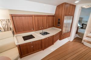 47' Intrepid 475 Sport Yacht 2014 Galley 2