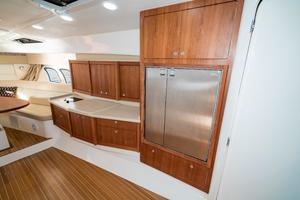 47' Intrepid 475 Sport Yacht 2014 Galley 1