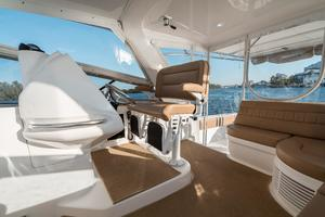 47' Intrepid 475 Sport Yacht 2014 Helm Deck