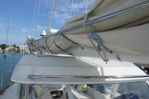 62' Deerfoot 2-62' 1987 Deerfoot 62' - Boom rack holds mail sail