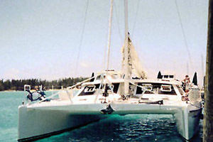 65' Woodwind Kurt Hughes Custom Ca  1999 Bow