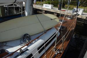 52' Hans Christian Christina 52 1992 Forward deck