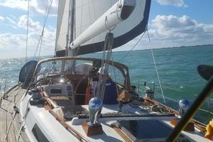 52' Hans Christian Christina 52 1992 Undrr sail-4