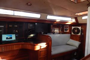 52' Hans Christian Christina 52 1992 Port Side