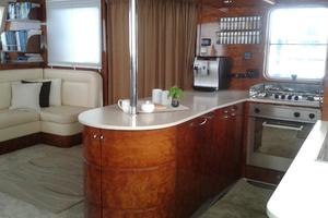 62' Sunreef 62 2006 Galley-2