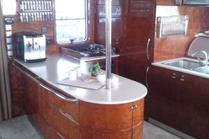 62' Sunreef 62 2006 Galley-3