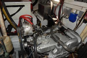 46' Morgan 462 1981 engine