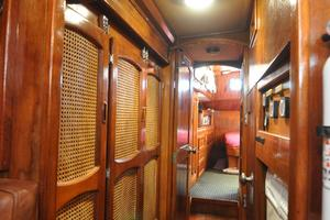 60' Maple Leaf 60 1983 opanionway aft
