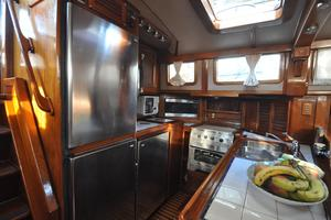 60' Maple Leaf 60 1983 Galley-2