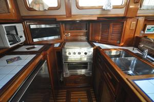 60' Maple Leaf 60 1983 Galley-5