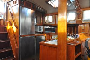 60' Maple Leaf 60 1983 Galley
