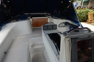 47' Catalina 470 1999 Cockpit-3