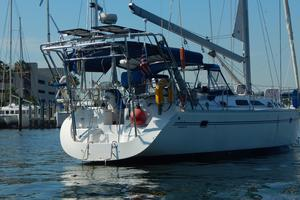 47' Catalina 470 1999 Aft view of vessel