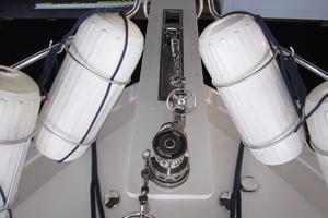 60' Bertram Convertible 1995 Anchor Windlass