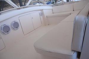 60' Bertram Convertible 1995 Flybridge Forward Seating