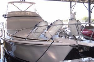 60' Bertram Convertible 1995 Starboard Bow