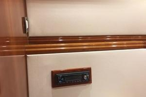 63' Bertram Convertible 2007 Port Stateroom Entertainment Equipment