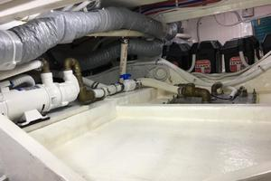 63' Bertram Convertible 2007 Upgraded Black Water Pump