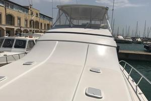 63' Bertram Convertible 2007 Bow Looking Aft