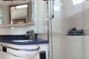 40' Cabo Express 2011 Master En-suite Head and Shower