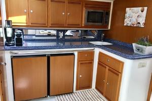 40' Cabo Express 2011 Galley