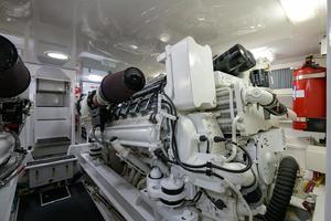 photo of Viking 61 Enclosed Bridge - YA YA YA