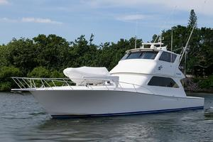 61' Viking 61 Enclosed Bridge 2005