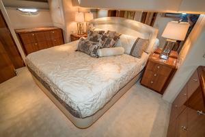 64' Hatteras 64 Motor Yacht 2006 Master Stateroom 2