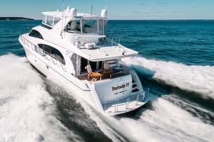 64' Hatteras 64 Motor Yacht 2006 Stern