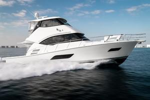 50' Riviera 50 Enclosed Bridge 2015 Profile Starboard