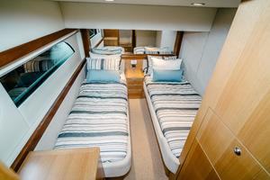 50' Riviera 50 Enclosed Bridge 2015 Guest Stateroom to Starboard