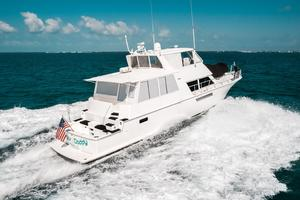 60' Viking 60 Motor Yacht 1996 Stbd Aft