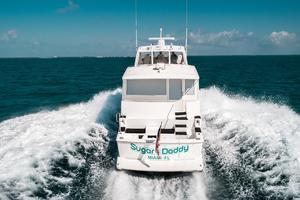 60' Viking 60 Motor Yacht 1996 Stern