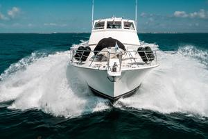 60' Viking 60 Motor Yacht 1996 Bow