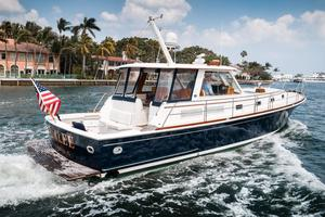 49' Grand Banks 49 Eastbay HX 2002 Stbd Aft
