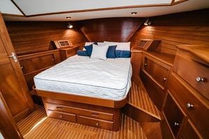 49' Grand Banks 49 Eastbay HX 2002 Master Stateroom 1